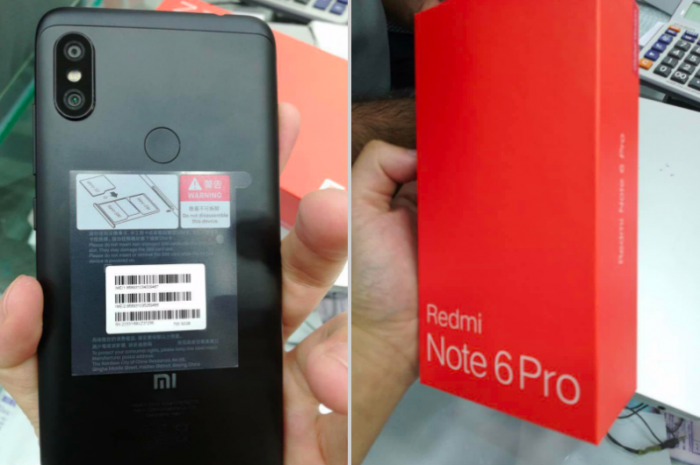 Xiaomi Redmi Note 6 Pro показали на видео – фото 1