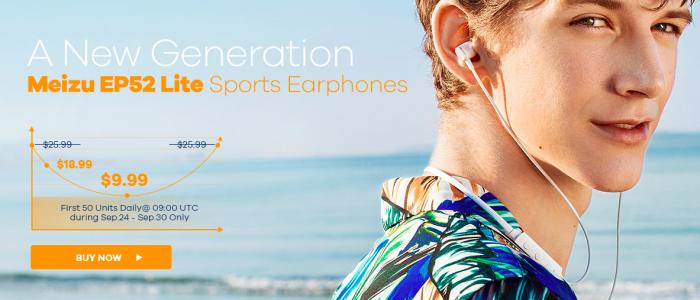 Gearbest устроил распродажу защищенного смартфона Oukitel WP2 и наушников Meizu EP52 Lite – фото 2