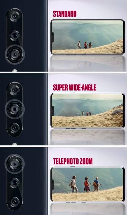 Эван Бласс рассекретил подробности о камерах LG V40 ThinQ – фото 1