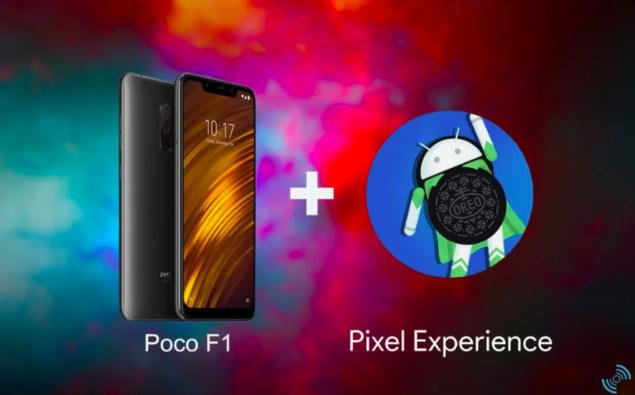 Pixel Experience сделает Xiaomi Pocophone F1 похожим на Google Pixel – фото 1