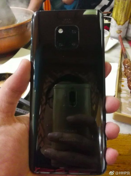 Huawei Mate 20 Pro демонстрируют на «живых» фото – фото 2
