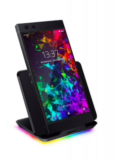 Представлен игровой смартфон Razer Phone 2: новая платформа, беспроводная зарядка и ценник $800 – фото 1