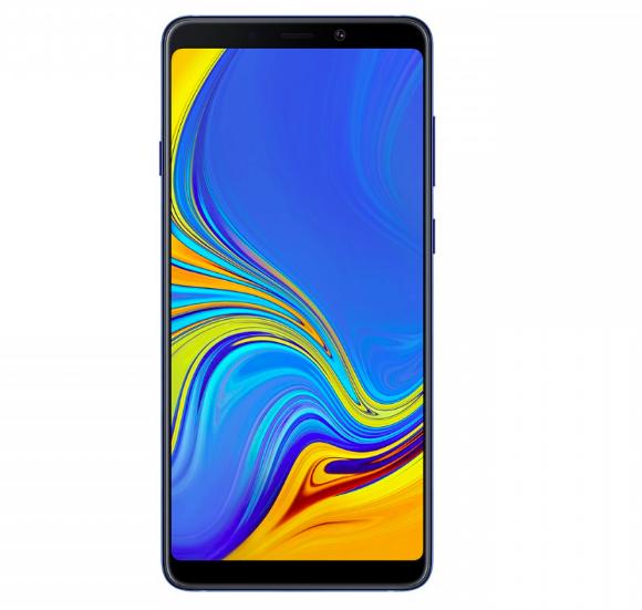 Представлен первый четырехкамерный смартфон Samsung Galaxy A9 (2018) – фото 2