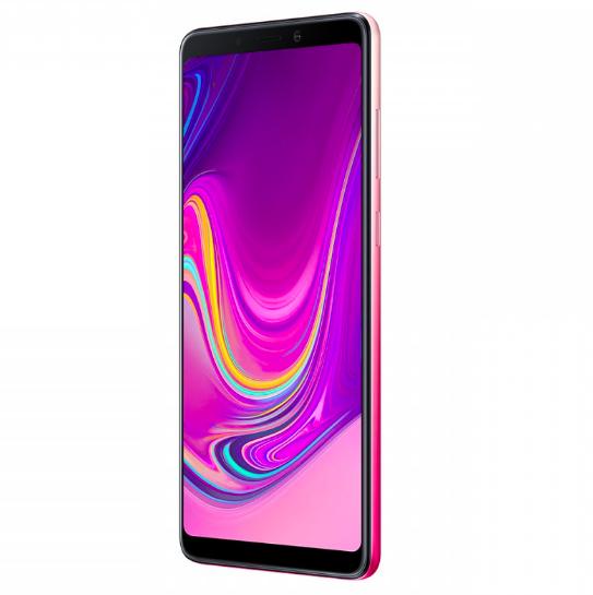 Представлен первый четырехкамерный смартфон Samsung Galaxy A9 (2018) – фото 7