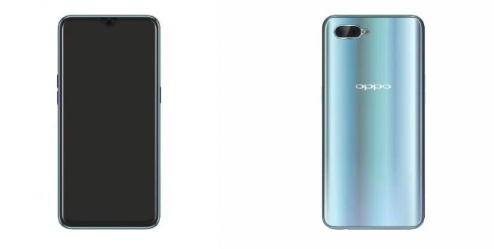 Oppo R15X с дисплейным сканером отпечатков пальцев сертифицирован в Китае – фото 1