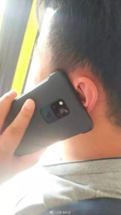 Huawei Mate 20X показали на «живых» фото – фото 3
