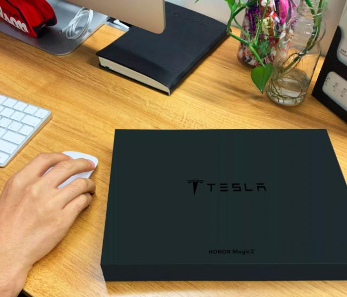 Honor Magic 2 получит версию Tesla Edition – фото 2