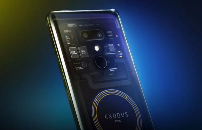 Состоялся анонс блокчейн-смартфона HTC Exodus 1 с ценником в криптовалюте – фото 1