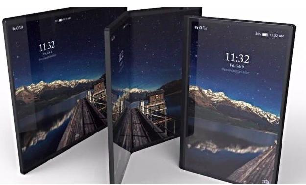 Samsung готовит планшет и ноутбук с гибким экраном – фото 1