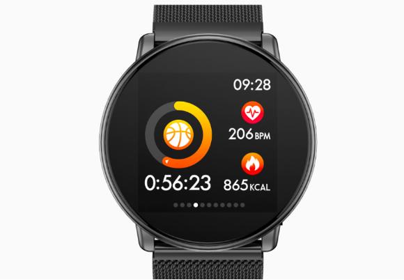 Смарт-часы UMIDIGI Uwatch живут без подзарядки до 25 дней и стоят $25 – фото 2