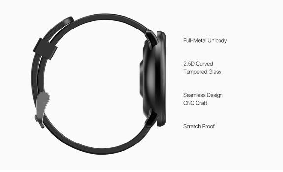 Смарт-часы UMIDIGI Uwatch живут без подзарядки до 25 дней и стоят $25 – фото 3