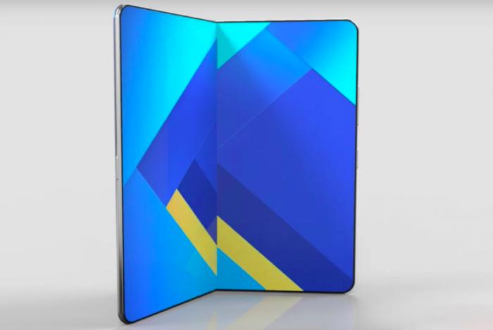 Huawei собирается показать складной 5G-смартфон с гибким дисплеем на MWC 2019 – фото 1