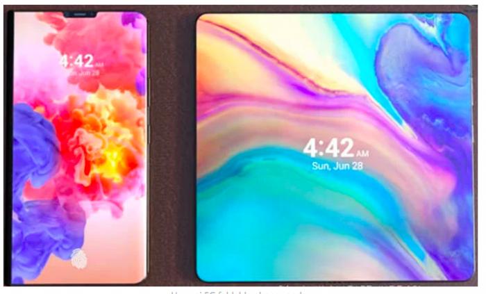 Huawei определилась с поставщиком дисплеев для гибкого смартфона – фото 1