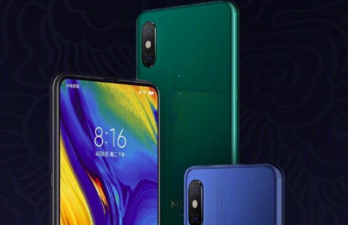 Xiaomi Mi Mix 3, подключенный к 5G показали на фото – фото 1