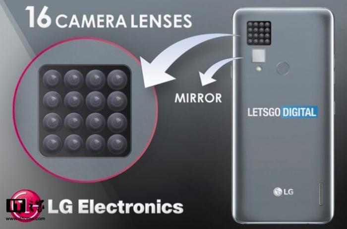 Новый патент LG переосмысливает количество камер в смартфоне – фото 1