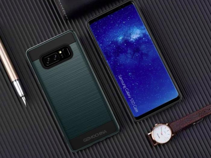 Так якобы будет выглядеть Samsung Galaxy S10 – фото 2