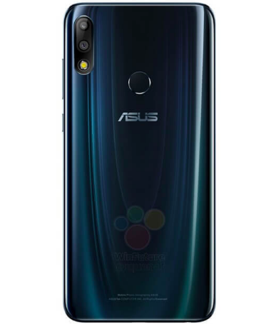 ASUS ZenFone Max Pro (M2) and ZenFone Max M2: рендеры и характеристики - фото 6