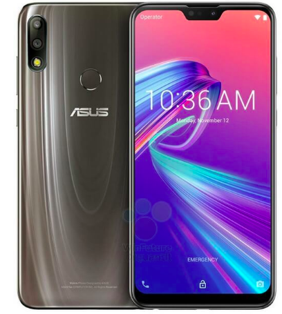 ASUS ZenFone Max Pro (M2) and ZenFone Max M2: Renderers and Characteristics - Photo 5