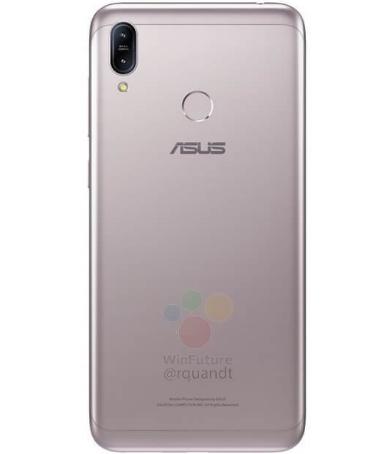 ASUS ZenFone Max Pro (M2) and ZenFone Max M2: рендеры и характеристики - фото 3