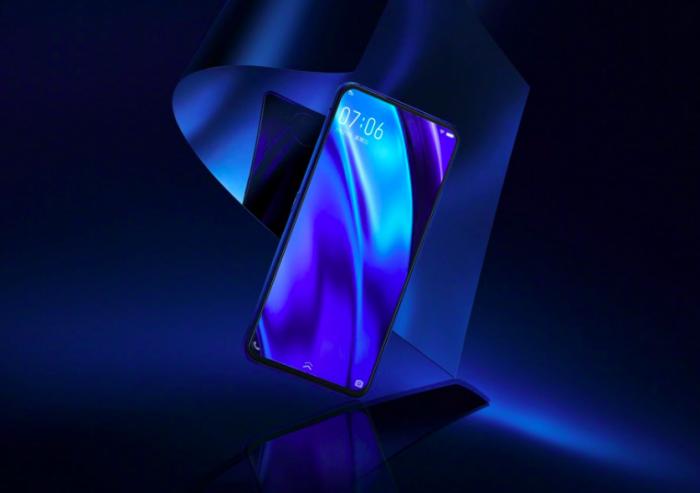 Vivo NEX с двумя дисплеями показали на качественных рендерах – фото 2