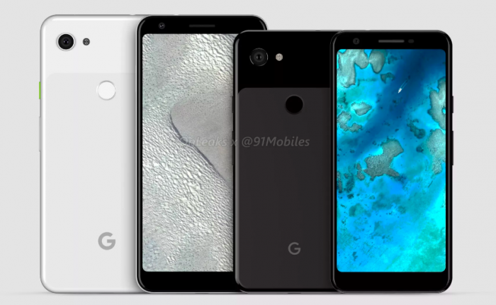 3D-рендер раскрыл облик Google Pixel 3 Lite XL – фото 1