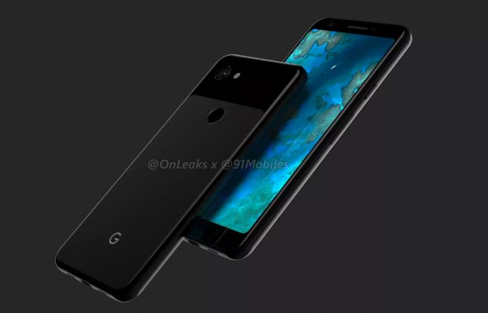 3D-рендер раскрыл облик Google Pixel 3 Lite XL – фото 4