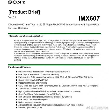 Huawei P30 Pro получит новейший датчик Sony в основной камере – фото 2