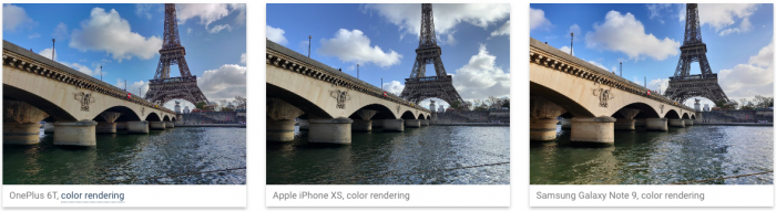 DxOMark оценил камеру OnePlus 6T: флагман лучше iPhone X, но проиграл Xiaomi Mi 8 – фото 3