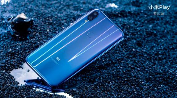 Xiaomi Mi Play: две градиентные расцветки и чип MediaTek – фото 1