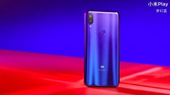 Xiaomi Mi Play: две градиентные расцветки и чип MediaTek – фото 2