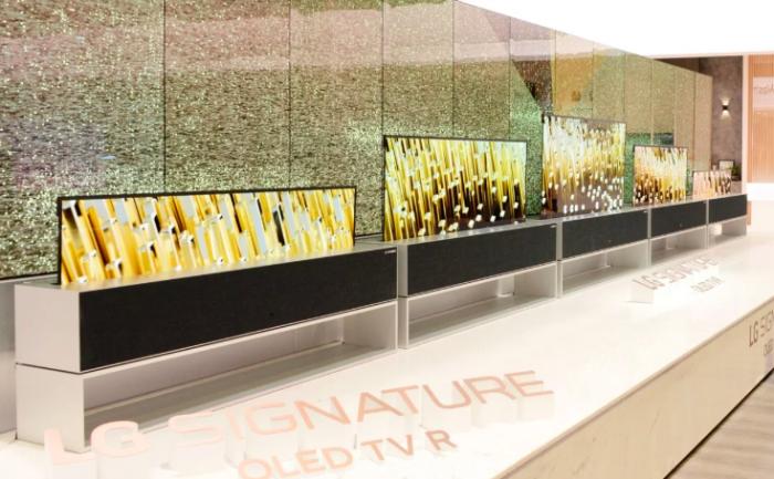 CES 2019: представлен рулонный телевизор LG Signature OLED TV R – фото 1