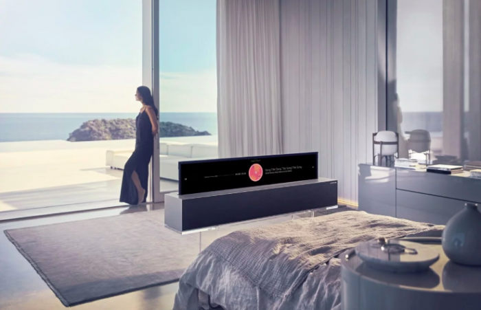 CES 2019: представлен рулонный телевизор LG Signature OLED TV R – фото 2