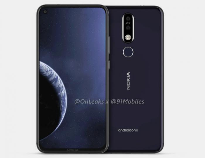 Nokia 8.1 Plus на рендерах в хорошем качестве – фото 3