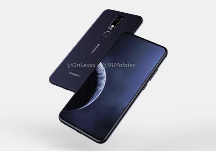 Nokia 6.2 будет с «дырявым» экраном и дебютирует скоро – фото 1