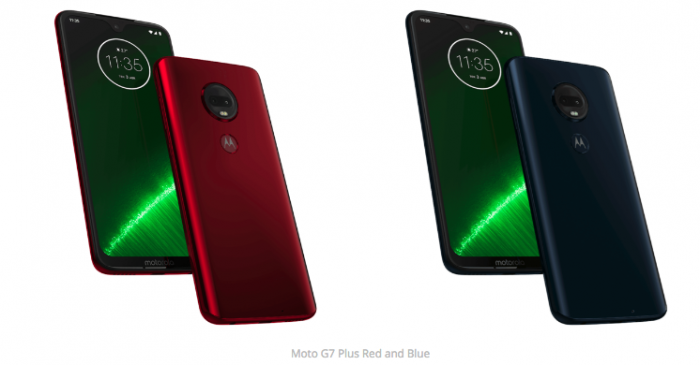 Семейство Moto G7: рендеры и ценники – фото 3