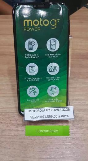 Появились «живые» фото Moto G7 Power – фото 1