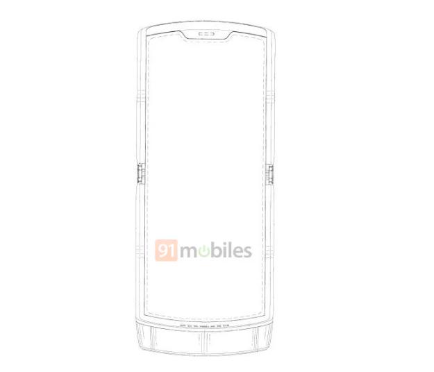 Motorola RAZR вернется в таком дизайне? – фото 1