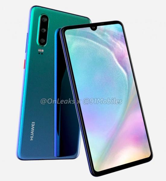 Больше подробностей о флагманах семейства Huawei P30 – фото 2