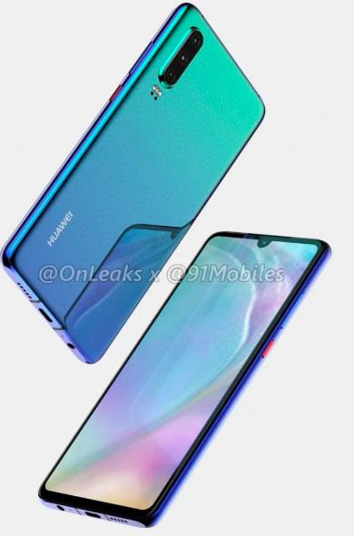 Больше подробностей о флагманах семейства Huawei P30 – фото 3