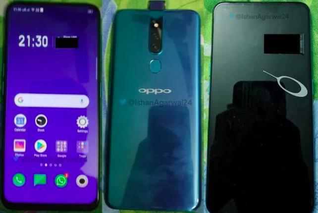 У Oppo появится свой смартфон с выдвижной камерой – фото 1