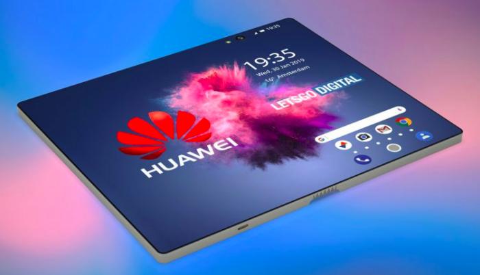 Гибкий смартфон Huawei показали на рендерах – фото 3