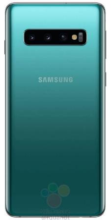 Samsung Galaxy S10 и Galaxy S10+ на официальных пресс-рендерах – фото 2