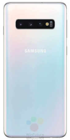 Samsung Galaxy S10 и Galaxy S10+ на официальных пресс-рендерах – фото 3