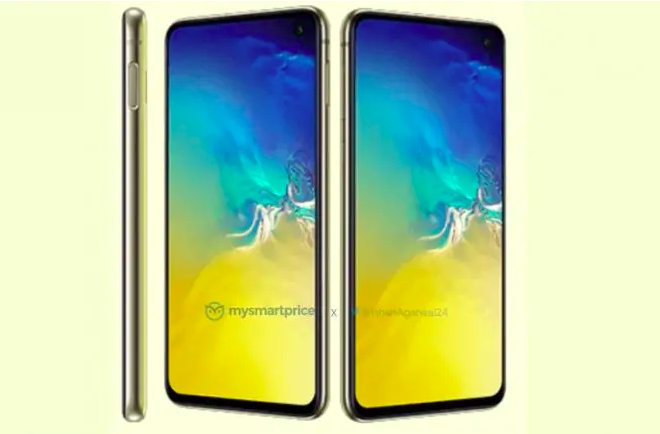 Хотели бы такой желтый Samsung Galaxy S10e? – фото 1