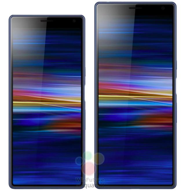 Пресс-изображения Sony Xperia 10 и Xperia 10 Plus – фото 1