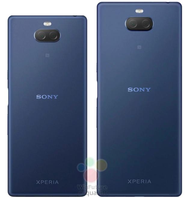 Пресс-изображения Sony Xperia 10 и Xperia 10 Plus – фото 2