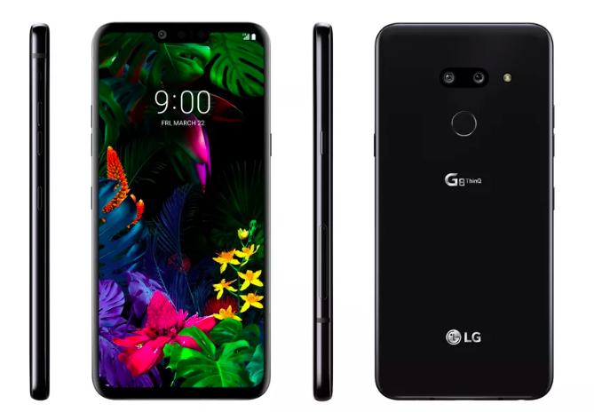 Изображения LG G8 ThinQ от одного из самых надежных поставщиков утечек – фото 1