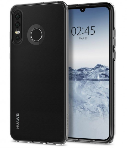 Показали дизайн Huawei P30 Lite – фото 1