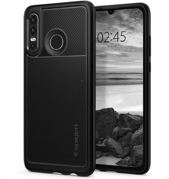 Показали дизайн Huawei P30 Lite – фото 2