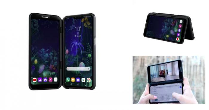 LG V50 ThinQ: поддержка 5G и подключаемый экран – фото 2